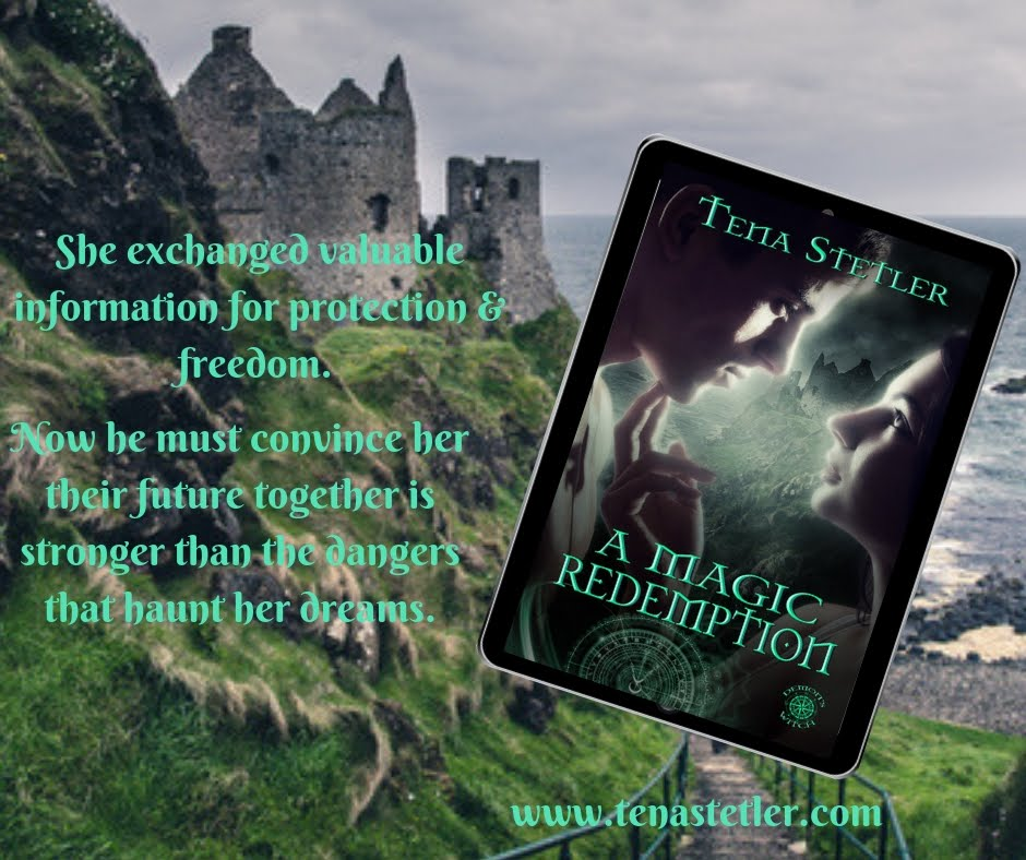 A Magic Redemption by Tena Stetler