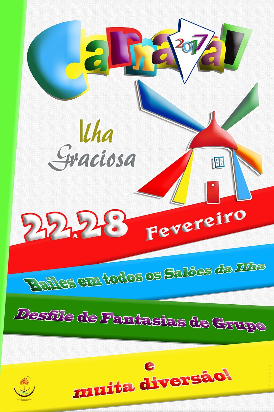 Carnaval da Graciosa 2017
