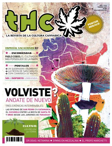 REVISTA THC Nº2