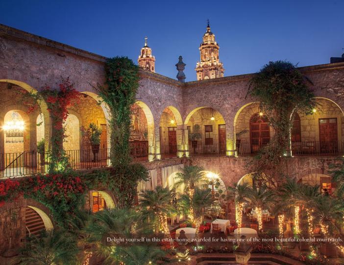 Hotel La Soledad Morelia