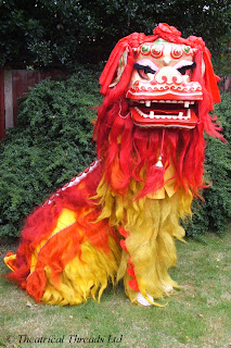 Chinese Dragon from Theatrical Threads Ltd