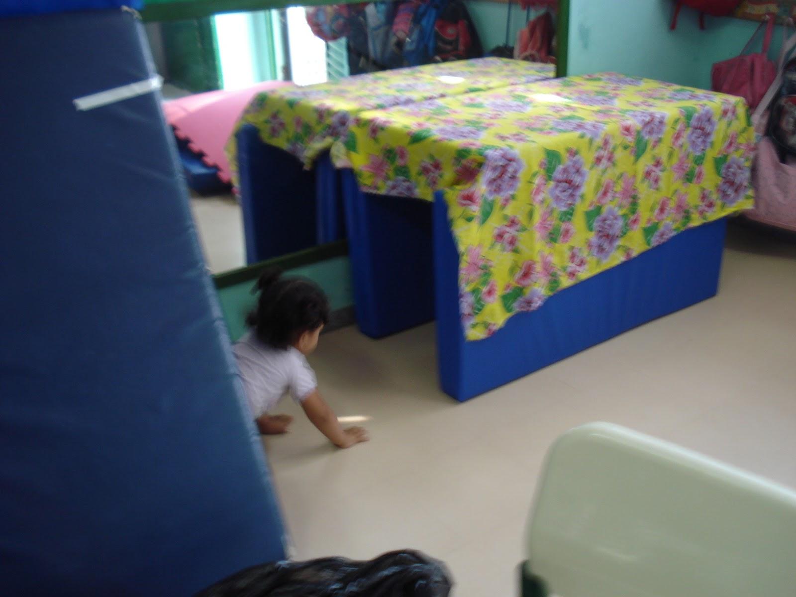 Suficiente Educação Infantil de Qualidade: Circuito de obstáculos FQ22