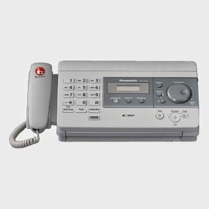 Cara Reset Fax Panasonic KX-FT503