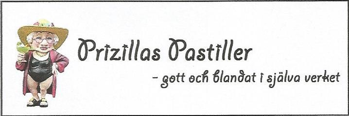Prizillas Pastiller