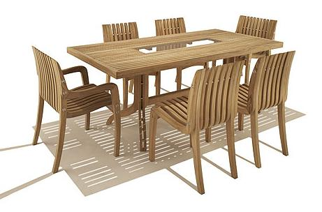 Garden furniture or outdoor