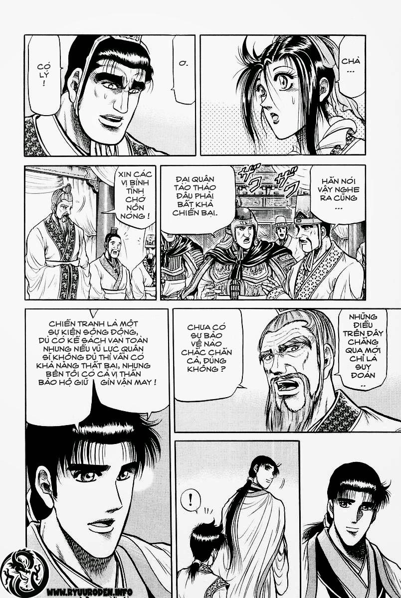 Chú Bé Rồng - Ryuuroden chap 31 - Trang 22