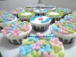 cupcakes : kawen @ tunang