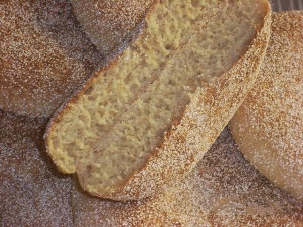 كيفية تحضير الخبز المغربي بالشعير بالصور المشروحة