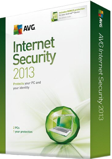 AVG internet security Download 2013 Full With Serial