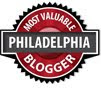 CBS Philly's M V Blogger Nominee