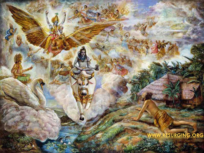 Minor Deities associated with Shiva