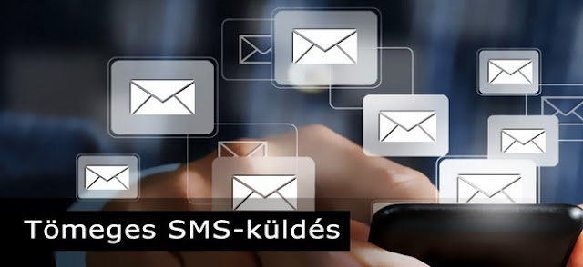 Tömeges SMS - mobilmarketing