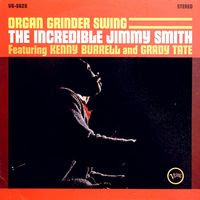 jimmy smith - organ grinder swing (1965)