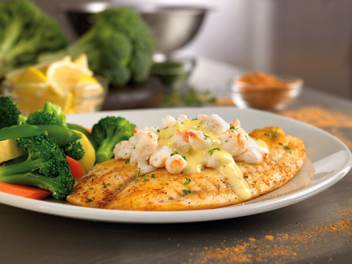 Dive into great barrier eats with outback s limited time for Crab topping for fish
