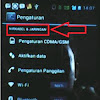 Setting Ponsel Android Jadi Modem Komputer