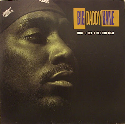 Big Daddy Kane ‎– How U Get A Record Deal (VLS) (1993) (VBR)