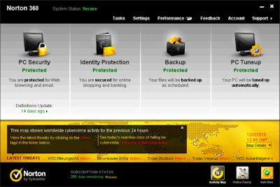 Norton 360 Premier Edition 20.4.0.40 (English / Spanish)