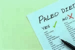caveman diet food list