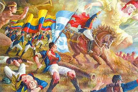 Abdon Calderon: Batalla del Pichinhca