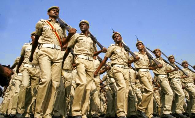 TG Police Constable Recruitment 2014