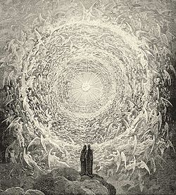 The Divine Comedy's Empyrean