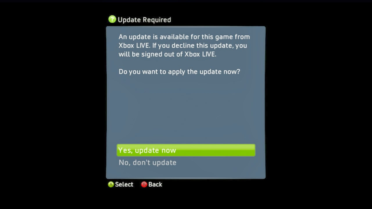 What Fuse Does A Xbox 360 Use : How to update xbox console
