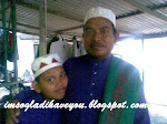 MY DAD AND BROTHER