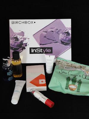 Birchbox August UK InStyle