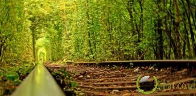 Terowongan Cinta - Ukraina