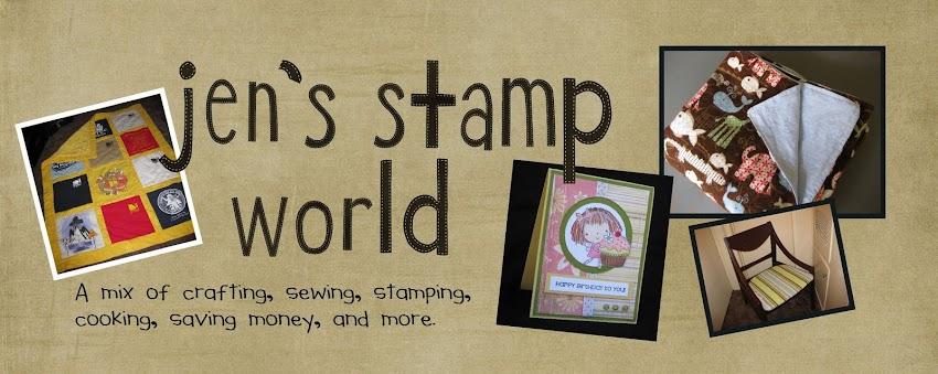 Jen's Stamp World