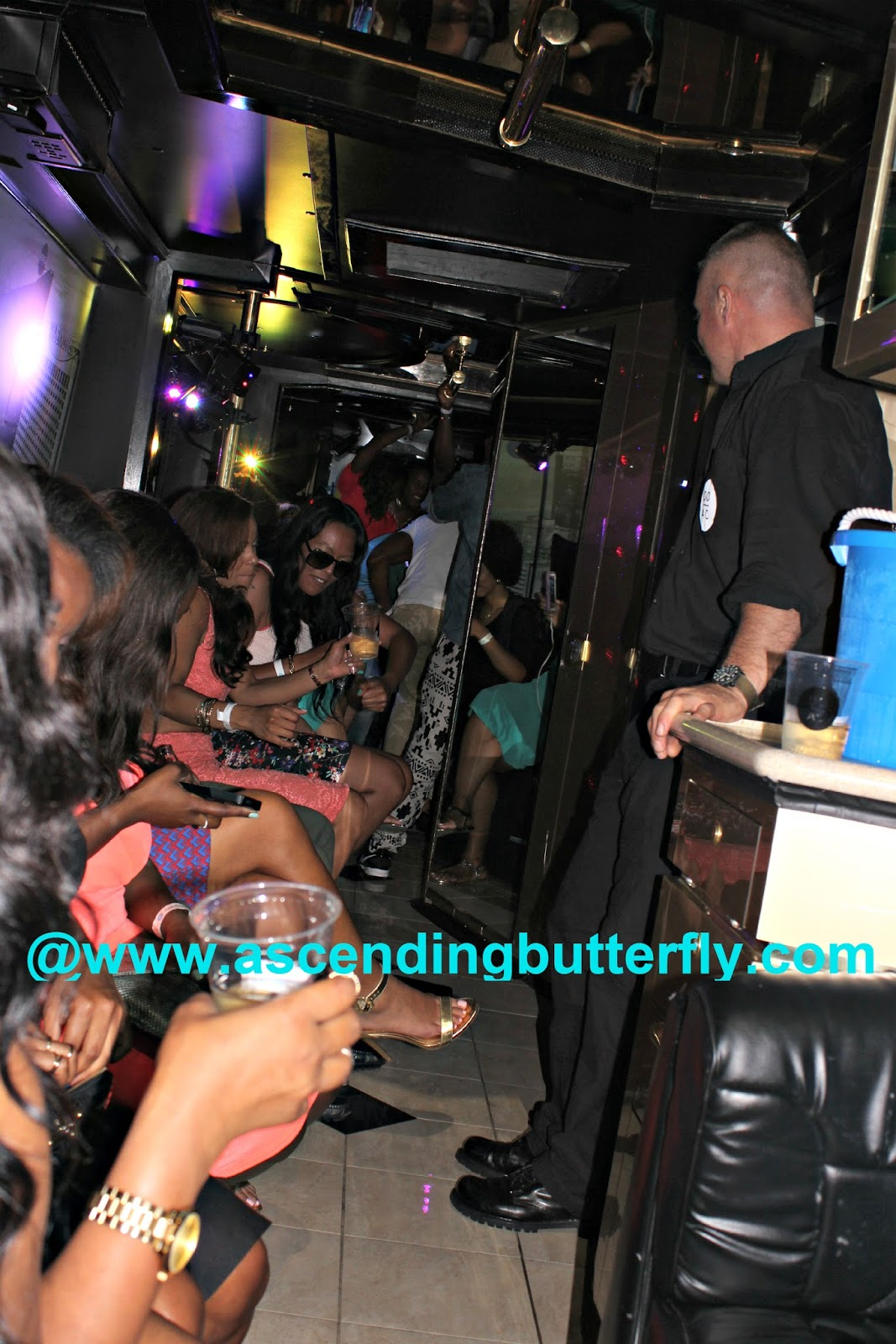 Steve, #DOACNightlife Bus, Party Bus, Atlantic City, Visit AC, Atlantic City Alliance, DO AC, DO AC Nightlife