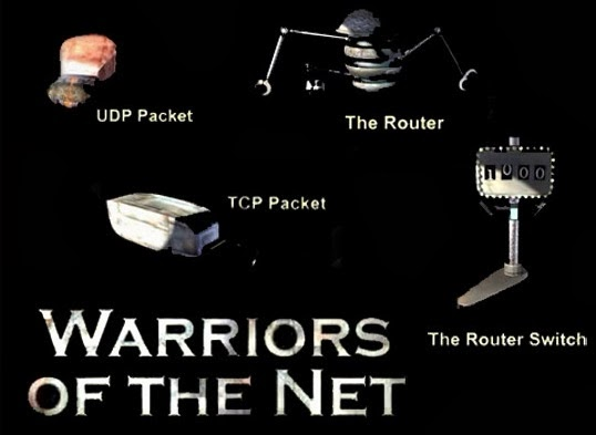 warrios of the net