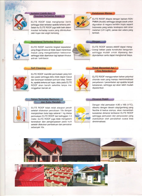 ATAP ZINCALUME | GENTENG METAL | INSULATION | TRANSLUCENT | MULTI ROOF