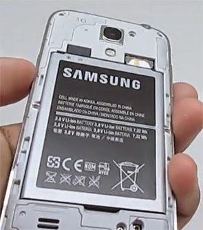 Батарея Samsung GT-I9192 Galaxy S4 mini Duos