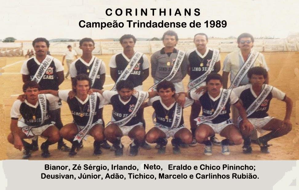 CORINTHIANS DE CHICO PININCHO