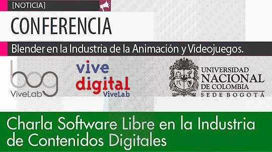 Blender en la Industria de Animación y Videojuegos.