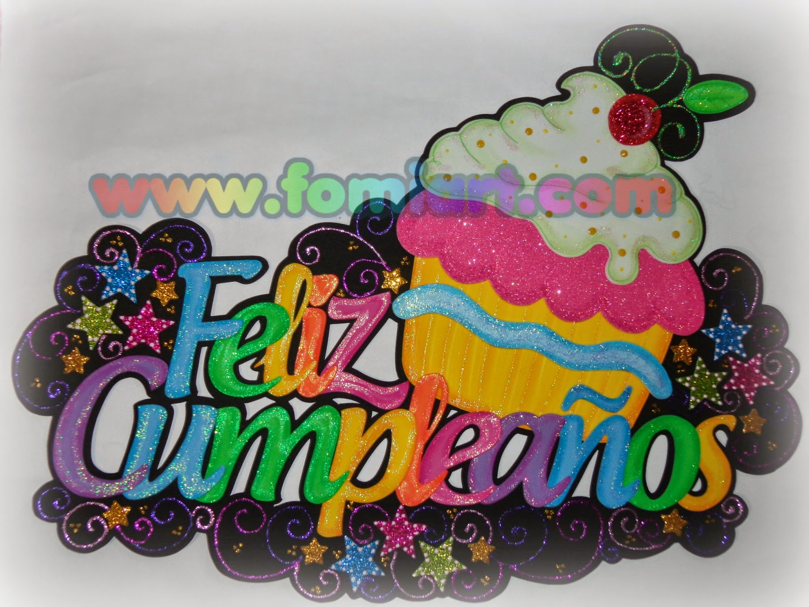 manualidades, decoracion en foamy