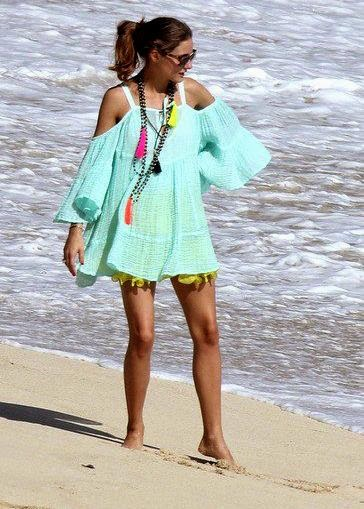 Ropa de playa para mujer 2015