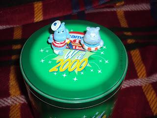 Happypotami ovetto kinder 1991