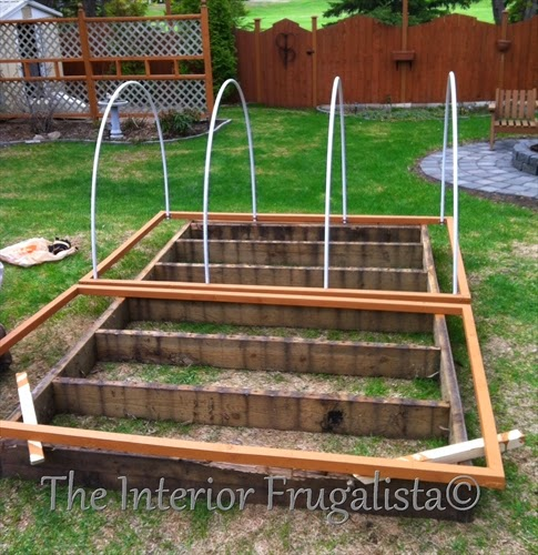 how to make a pvc greenhouse
