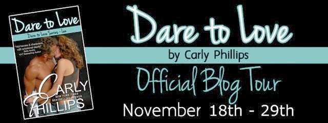 Dare to Love Blog Tour