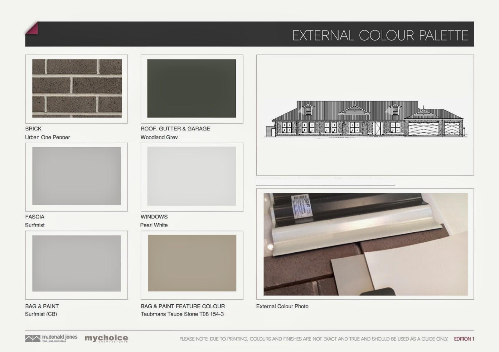 View topic - McDonald Jones Homes - The new thread • Home Renovation ...