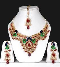 New peacock jewelery design