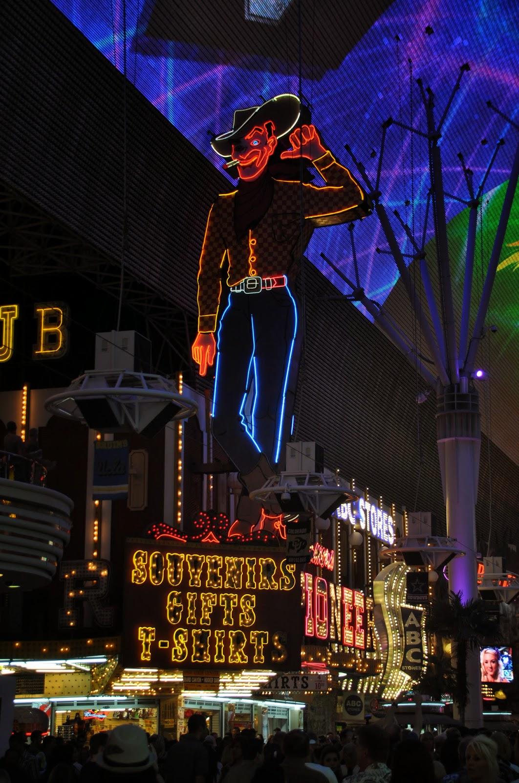 Vegas Vic - Downtown Las Vegas