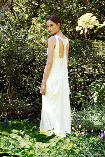Wedding decoration casual bridesmaid dresses for fall for Fall casual wedding dresses