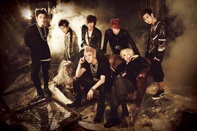 Watch Block B on M! Countdown 121018 and more.