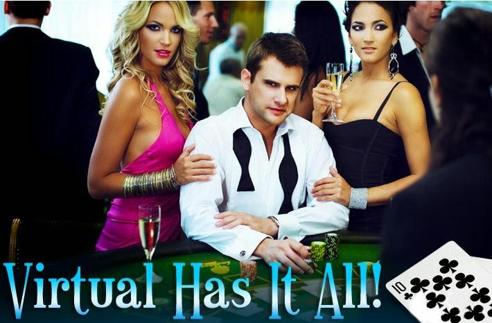 The virtual casino las vegas casinos to