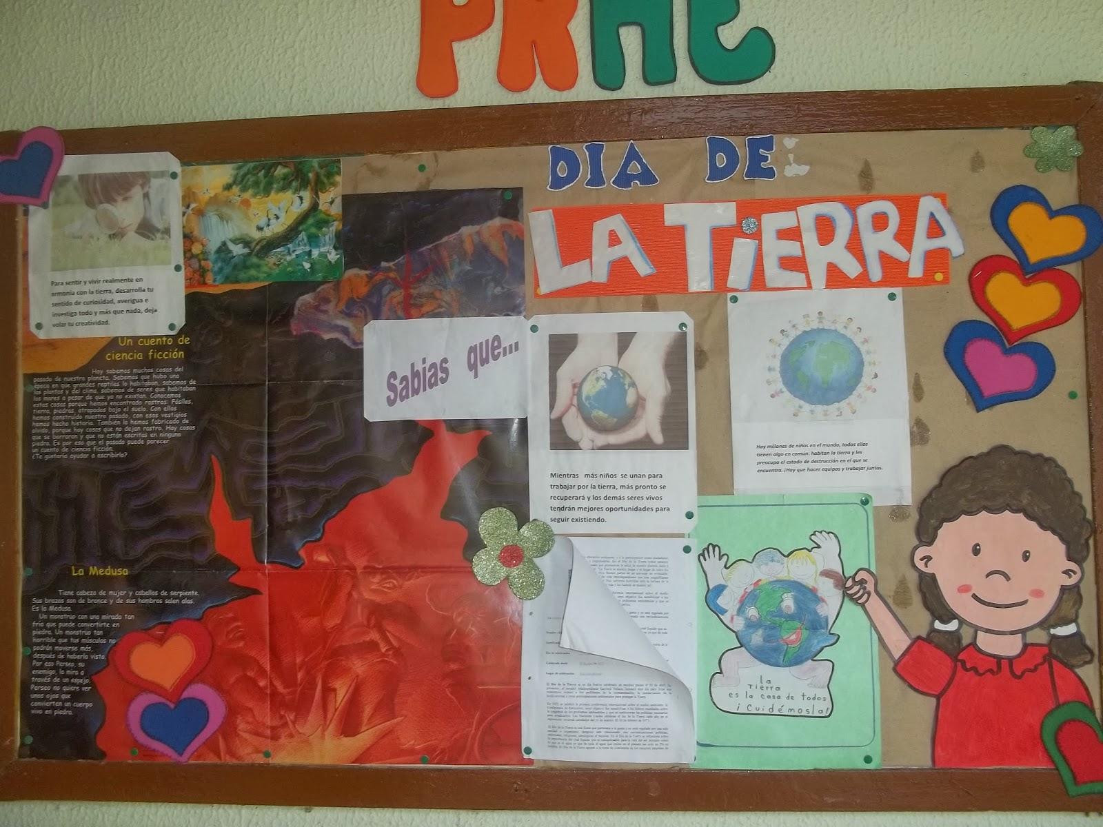 Cartelera dia ambiente cartelera del ambiente imagui for Carteleras escolares de reciclaje