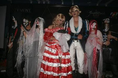To Chuc Halloween, tổ chức Halloween