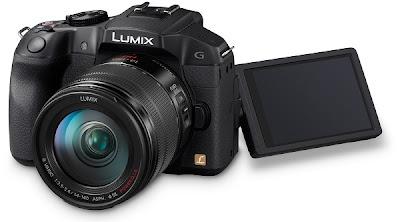 Panasonic, G6 Lumix